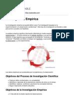 Explorable.com - Investigación Empírica - 2013-06-23