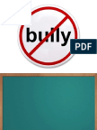 191 Anti-Bullying Campaign