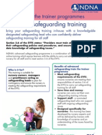 Advanced Safeguarding 1 Day