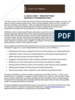 Operations & Development Internship