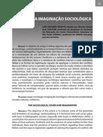 O olhar e a imaginação sociológica