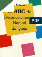 ABC Desenvolvimento Natural Igreja Schwarz