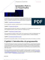 Visual Foxpro Manual Del Program Ad Or Completo