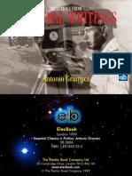 85059777 Gramsci Selections From Cultural Writings