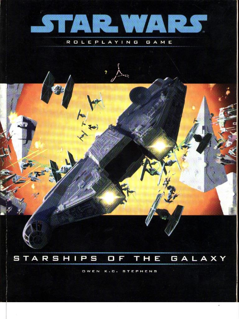 D20 star wars starships of the galaxy for Bureau 13 rpg pdf
