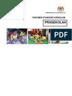 Dokumen Standard Prasekolah (Kspk)