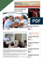 22-06-2013 Adultos Mayores, Tesoro de Familias Felices