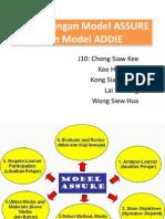 Perbandingan Model ASSURE Dan Model ADDIE