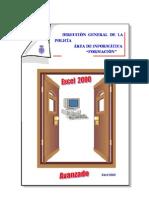 Manual de Excel 2000 - Avanzado
