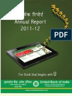 UBI Annual Report 2011