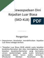 SKD-KLB