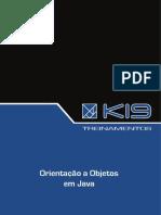 4 - k19 - Orientacao a Objetos Em Java
