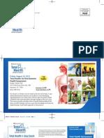 Total Health Seminar Mailer