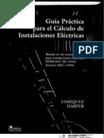 Guia Practica para el Calculo de Instalaciones Electricas - G. Enríquez Harper - 2000 - (Limusa)
