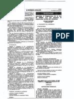 DS N° 002-2013-ED REG LEY 29600 REINSERCIÓN DE ESCOLARES POR EMBARAZO