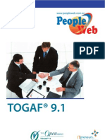 TOGAF Level 1 and 2