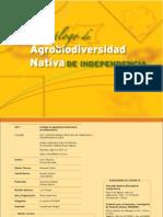 Catalogo de Agrobiodiversidad Nativa de Independencia