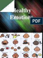 Healthy Emotions