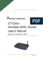 Rooter Um Ct536b