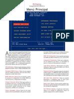 informática - manual para aprender a configurar la bios