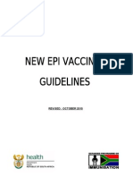 EPI Vaccines Revised Oct 2010