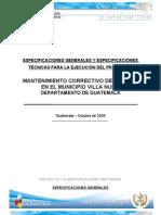 676055@Especificaciones Tecnicas Generales VILLA NUEVA