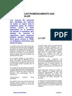 Tens Electronico LX1387
