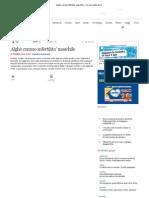 Alghe Curano Infertilita' Maschile - Corriere Della Sera