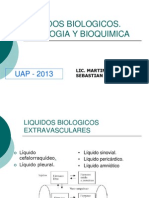 LIQUIDOS BIOLOGICOS (UAP)
