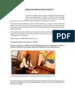 ANÁLISIS DE LOS MERCADOS DE CONSUMO