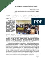 Asistencia Tecnica en FPIIT Wilfredo Rimari