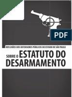 Estatuto_Desarmamento Comentarios