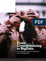 From Crowdsourcing to BigData