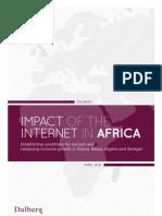 Dalberg Impact of Internet Africa Full Report April2013 vENG Final