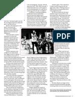 Pegasus Band Article