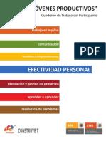 212 Efectividad Personal Cuaderno