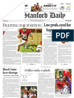05/05/09 The Stanford Daily [PDF]