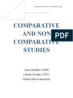 Assay of comparative + non comparative  study