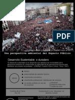 El Espacio Público como expresión espacial de la Política.