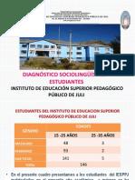 Diagonostico Sociolinguistico Isppjuli 2013 - Estud. Marita Final