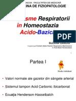 C.1.Respiratory Mechanisms in Acid-Base Homeostasis Yr1 MD 26Feb2005