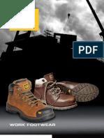 Catalogo Zapatos CAT Full Safety