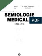 Semiologie Medicala - Marius Georgescu