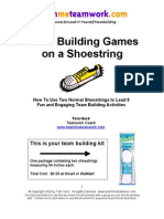 Team Building Games 613