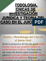 CLASE METODOLOGIA Y TEORIA DEL CASO para libro.ppt