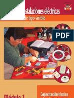 Manual de Instalaciones Electricas Tipo Visible Modulo 3