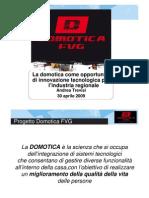 DOMOTICA FVG2009