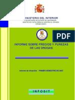 Informe Precios Purezas Drogas
