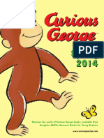 Curious George Brochure