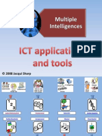 Multiple Intelligences ICT Tools and Applications